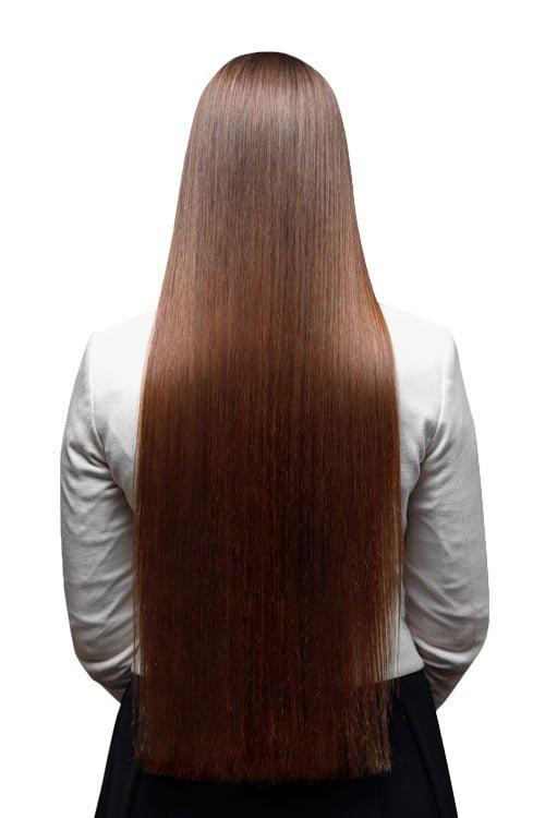 המומחים להחלקות שיער - החלקת שיער ניתן לראות בתמונות לפני ואחרי.