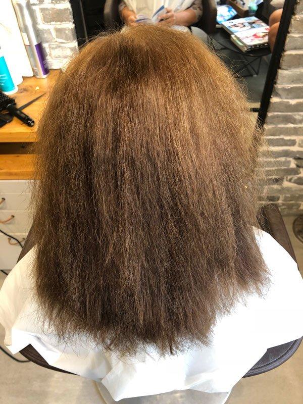 תמונות לפני ואחרי - המומחים להחלקות שיער, החלקה אורגנית, החלקת קראטין, החלקה יפנית והחלקת משי