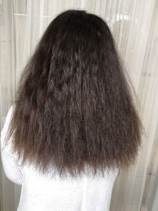 תמונות לפני ואחרי - המומחים להחלקות שיער, החלקת אינברטו, החלקה משקמת והחלקה צרפתית