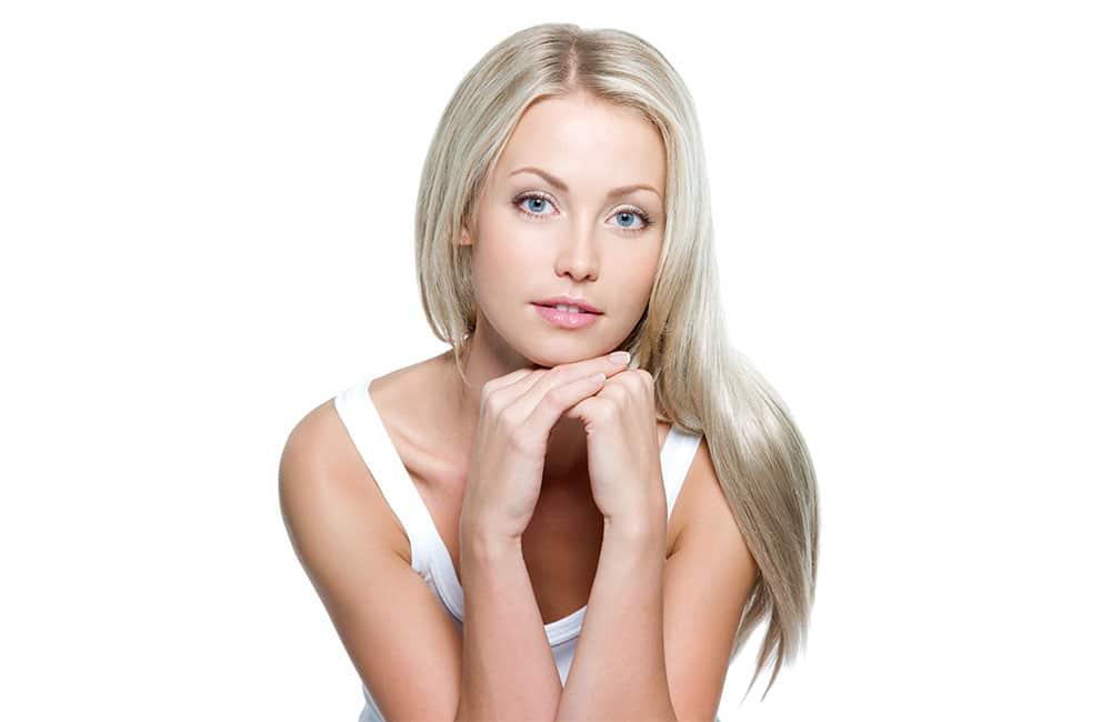 החלקה אורגנית לשיער מובהר - המומחים להחלקות שיער